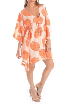 Ava Sky Shell Print Tunic - Product List Image