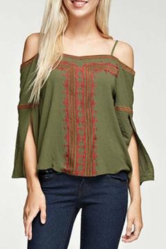 Shoptiques Product: Anywhere With You Top