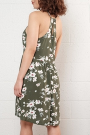 Available Floral Skater Dress - Side cropped