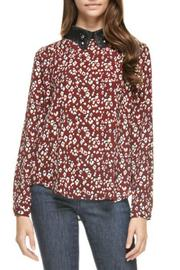 Available In The Flowers Blouse - Product Mini Image