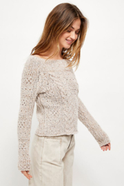 Free People  Avalon Pullover - Front cropped