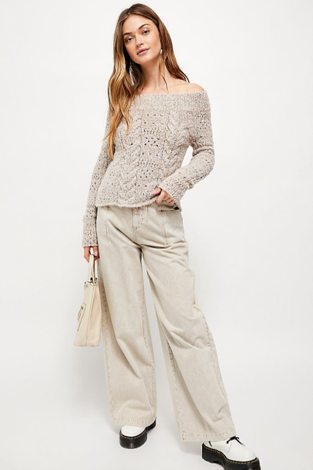 Free People  Avalon Pullover - Side Cropped Image