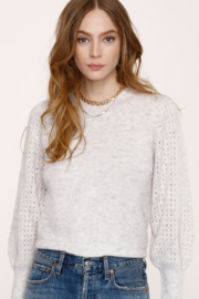 Heartloom Avalon Sweater - Front cropped