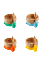 Avanchy Baby Bowl - Front cropped