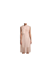 PinkOrchidFashion Avantlook Tulle Neck Tie Dress - Product Mini Image