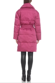 AVEC LES FILLES Water-Resistant Belted Puffer - Side cropped