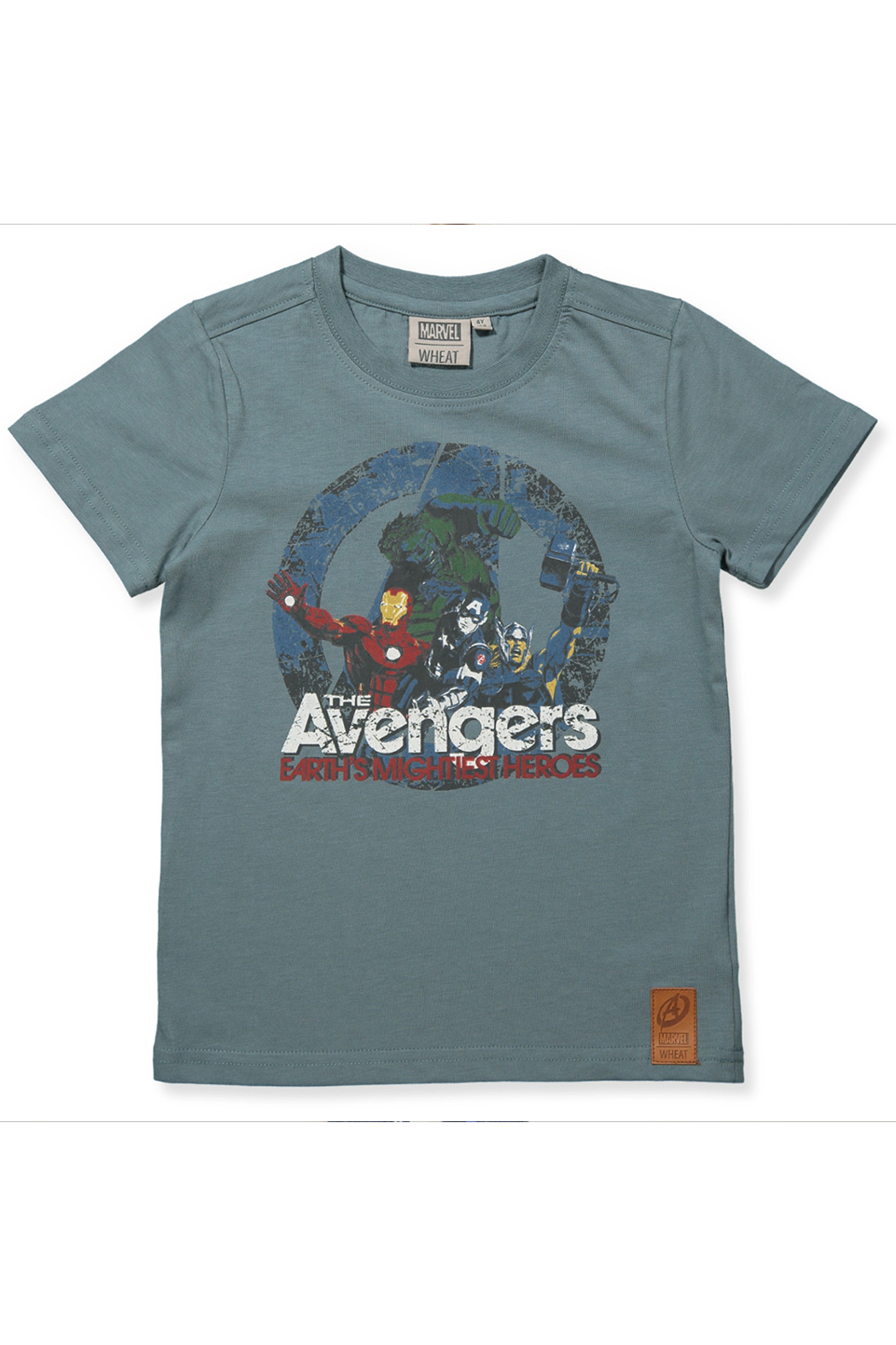 Wheat Avengers T Shirt - Main Image
