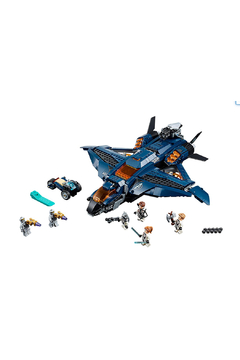 LEGO Avengers Ultimate Quinjet - Product List Image
