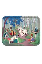 Avenida Home Birch-Wood Tray: Wonderland - Product Mini Image