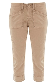 Aventura Cropped Sustainable Pant - Front full body