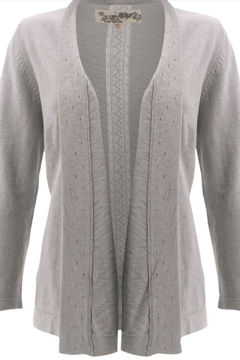 Aventura Clothing Aventura Delia Cardigan Harbor Mist - Alternate List Image