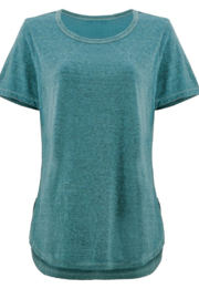 Aventura - Meyer SS Top - Front cropped
