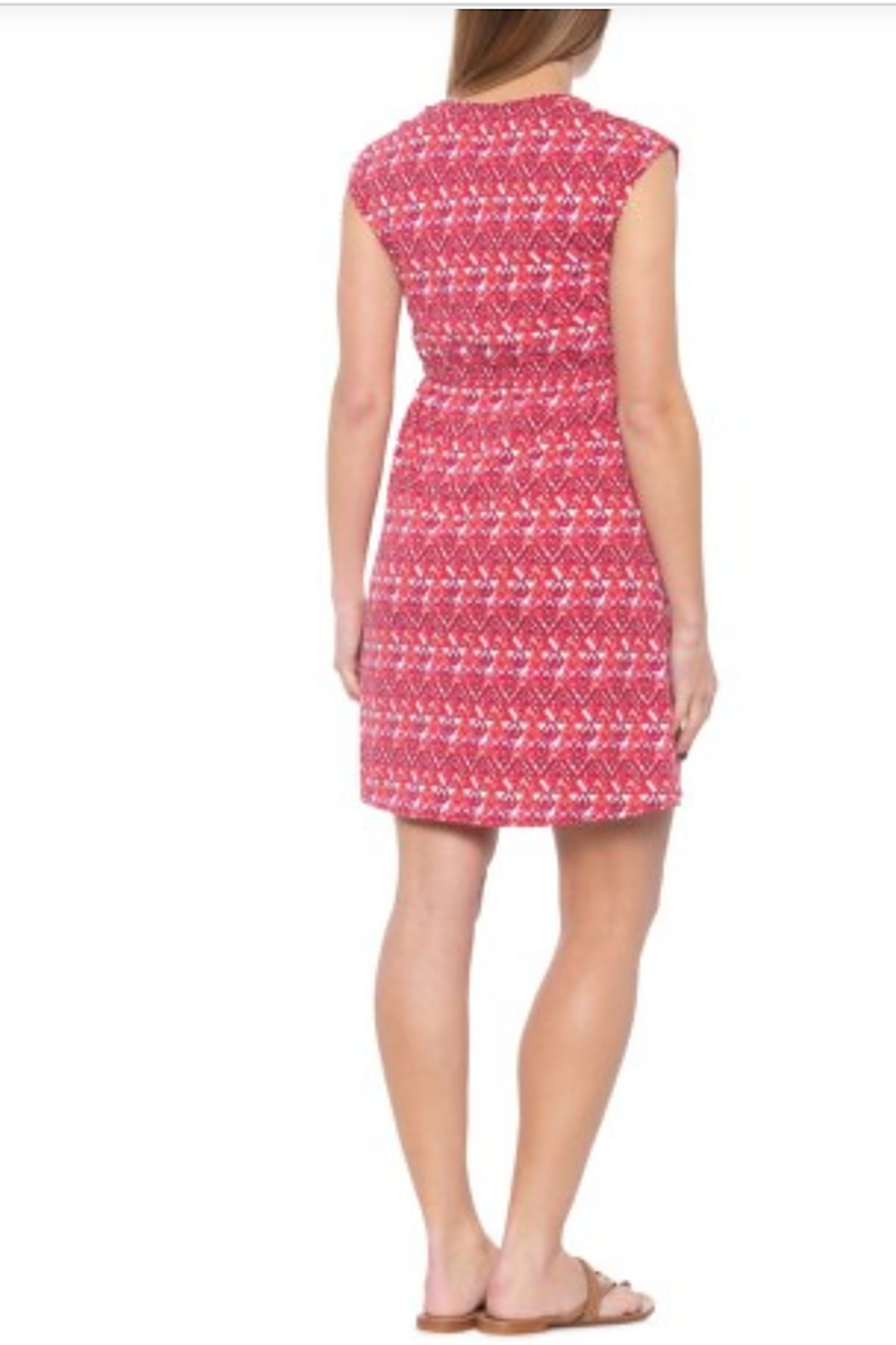 Aventura Clothing Aventura Zoya Dress - Front Full Image