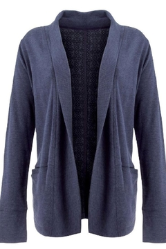 Aventura Clothing Cozy Sustainable Cardigan - Product List Image