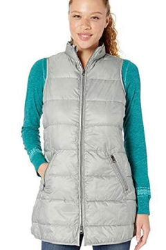 Aventura Clothing Long Puffy Vest - Product List Image