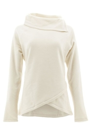 Aventura Clothing Tulip Hem Pullover - Product Mini Image
