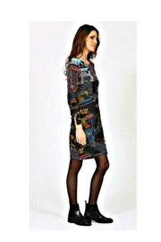 Aventures Des Toiles Apartment Knit Dress - Front full body