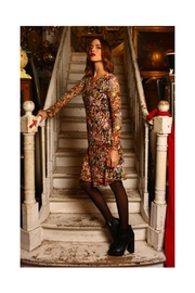 Aventures Des Toiles Au Paridis Lace Dress - Product Mini Image