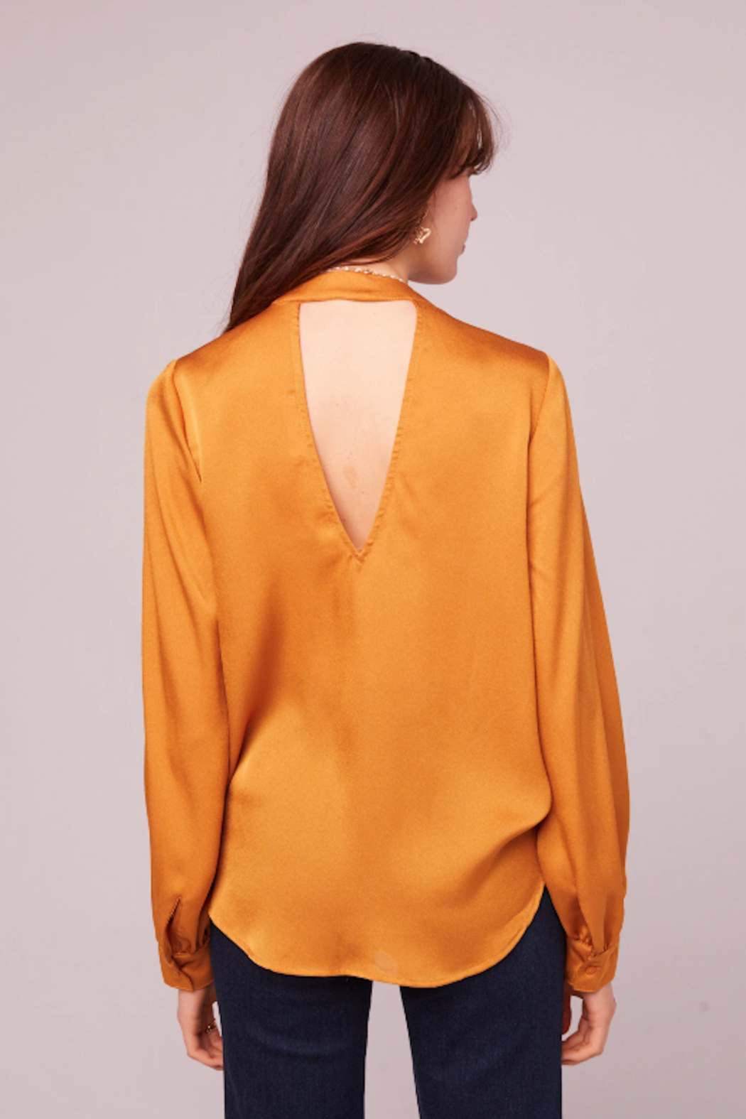 Band Of Gypsies Avenue Of Stars Blouse - Side Cropped Image