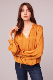 Band Of Gypsies Avenue Of Stars Blouse - Front cropped