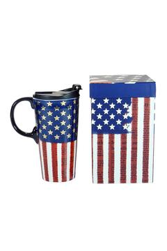 Shoptiques Product: American Flag Cup