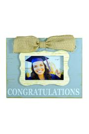 Avenue 550 Congrats Photo Frame - Front cropped