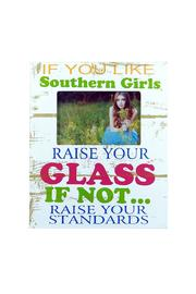 Avenue 550 Raise Your Glass Frame - Front cropped
