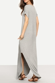 Avenue Hill Casual Shift Maxi Dress - Side cropped