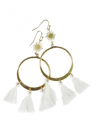 Fabulina Designs Avery Earrings - Product Mini Image
