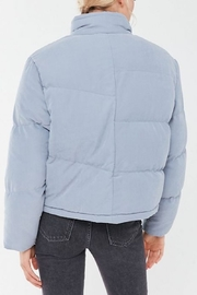Native Youth Avery Puffer Jacket - Front full body