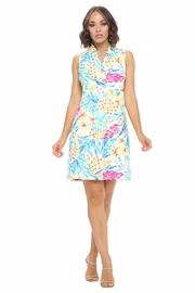 Aryeh Collection Avery Shift Dress - Product Mini Image