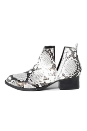 Arider Girl Avery Snake Bootie - Front cropped