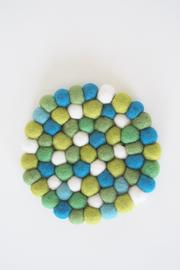 Aveva Felt Ball Trivet - Product Mini Image
