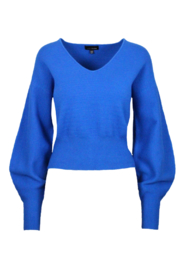 Lucy Paris  Aviana Bubble Sweater - Product Mini Image
