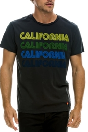 Aviator Nation An California Repeat Boyfriend Tee - Front cropped