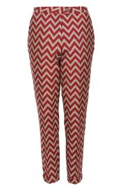 Avoca Zigzag Pants - Product Mini Image
