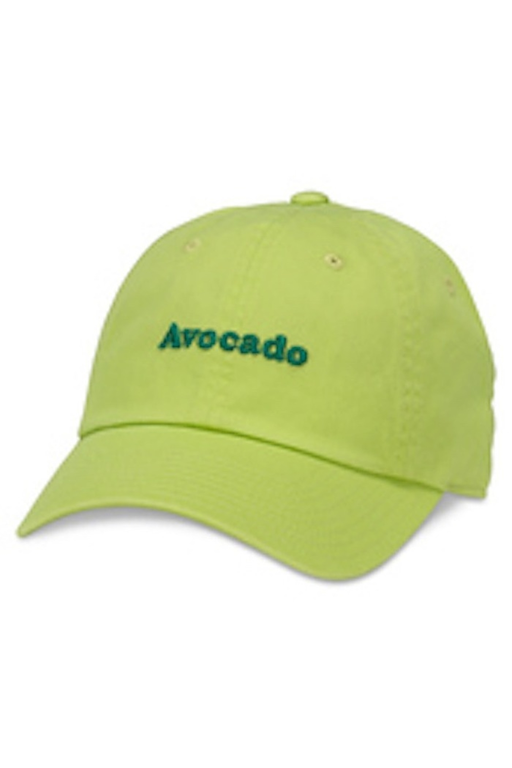 American Needle Avocado Baseball Cap - Front Cropped Image