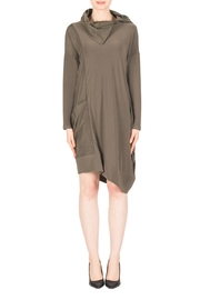Joseph Ribkoff Avocado Dress Style - Product Mini Image