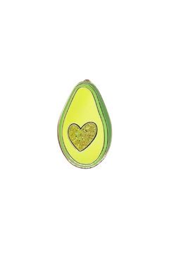 The Found Avocado Enamel Pin - Alternate List Image