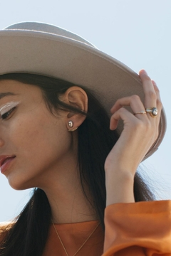 Avocet Jewelry Euphrates Ear Jacket - Product List Image