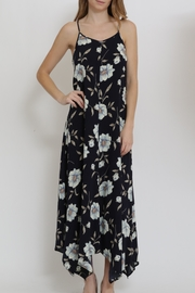 AVVIOLA Floral Maxi Dress - Product Mini Image