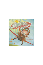 Silver Dolphin Away in My Airplane Book - Product Mini Image