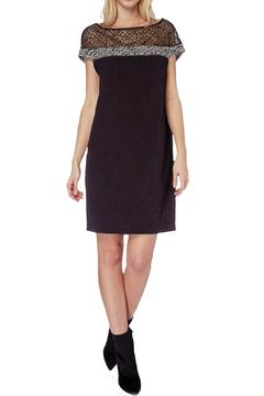 Axara Black Lace Dress - Product List Image