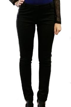 Axara Black Evening Trousers - Product List Image