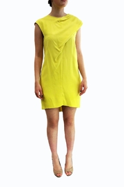 Axara Yellow Dress - Product Mini Image