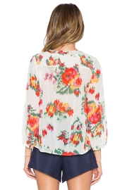 Joie Axcel Blouse - Front full body