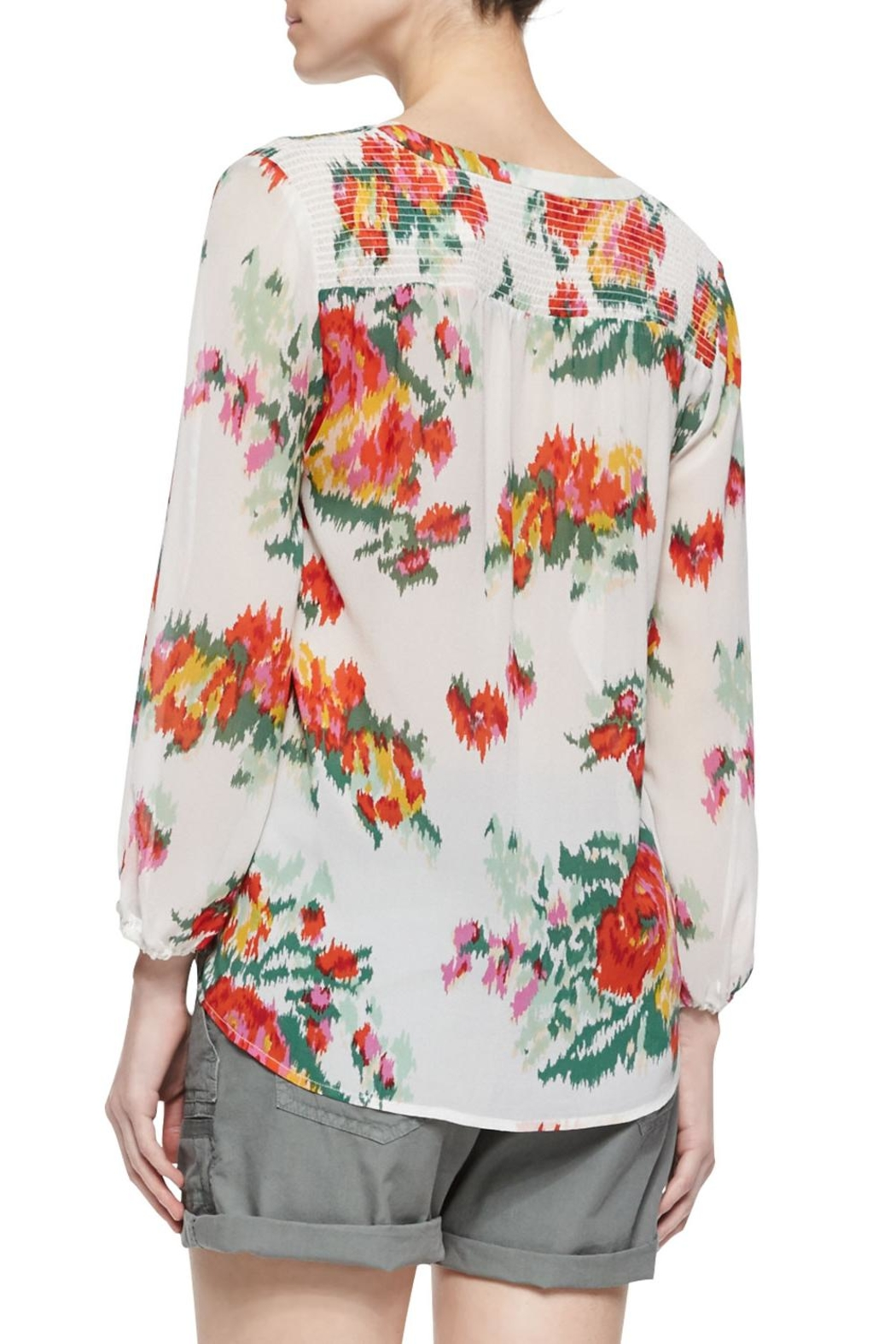 Joie Axcel Blouse - Back Cropped Image