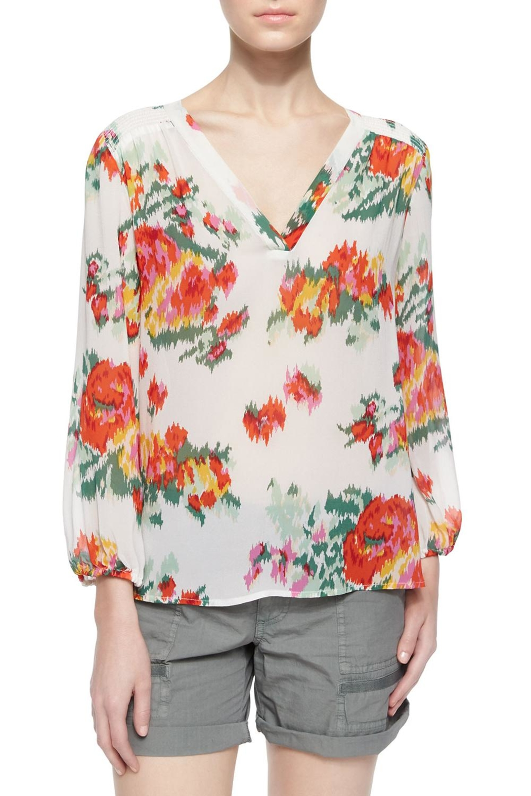 Joie Axcel Blouse - Side Cropped Image