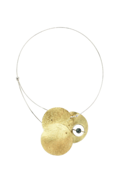 Chick Boss Axis Fold Necklace - Product List Image