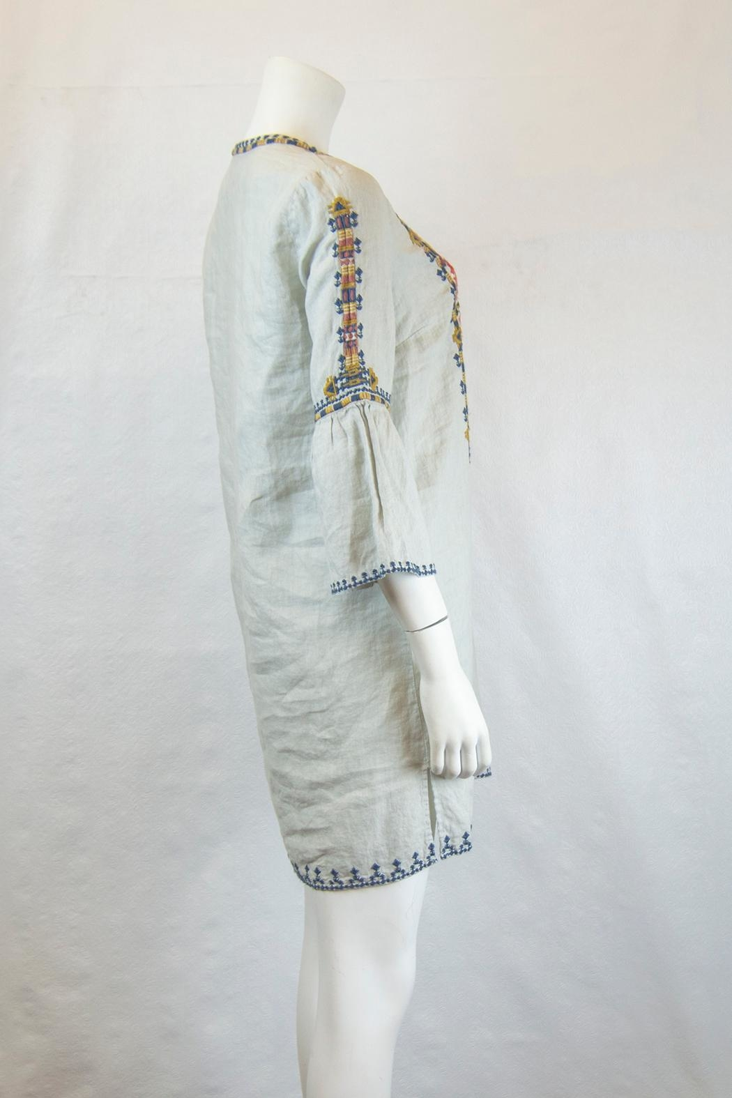 Johnny Was Axton Tunic Dress - Front Full Image
